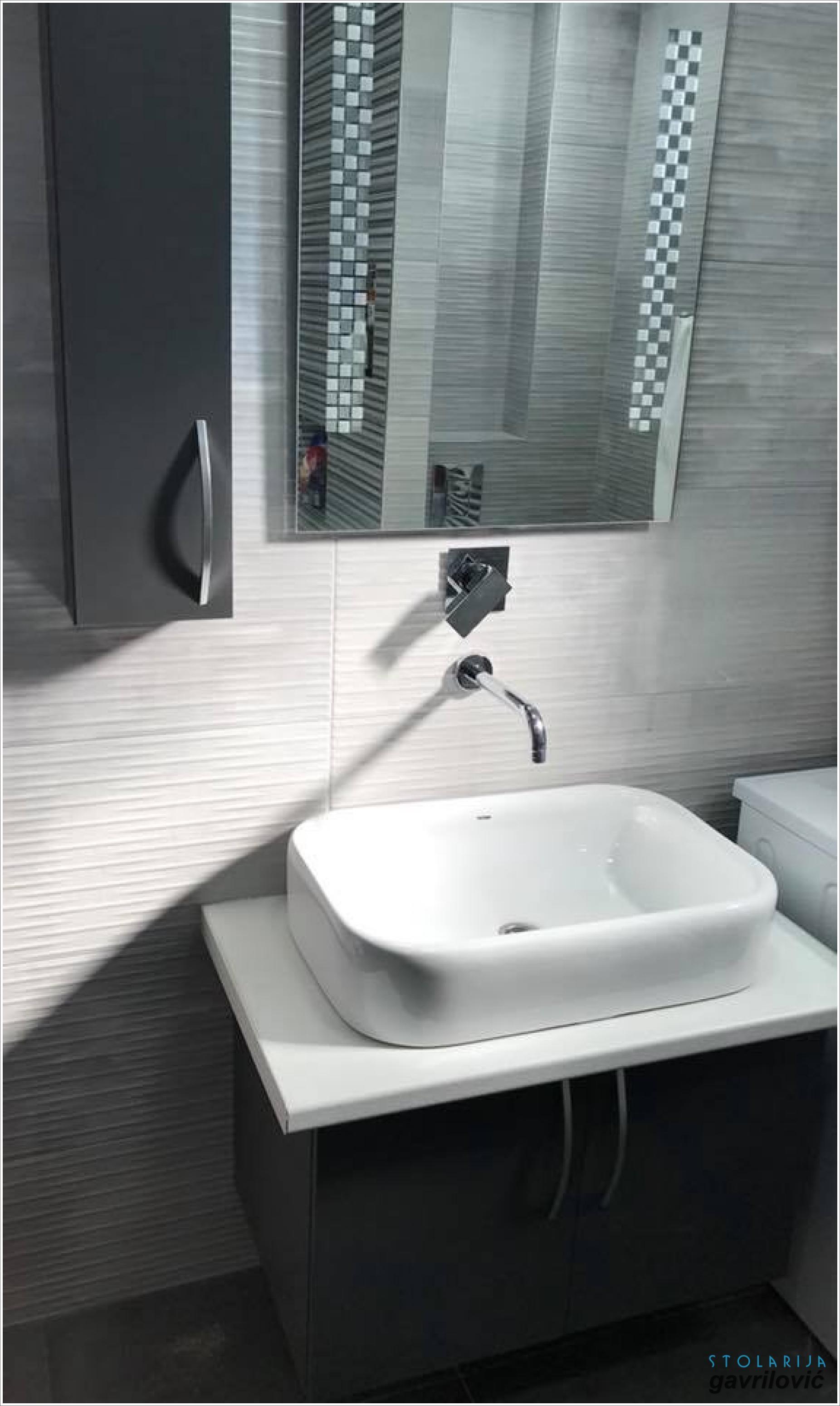 Elementi za kupatilo - stolarija Gavrilović 01
