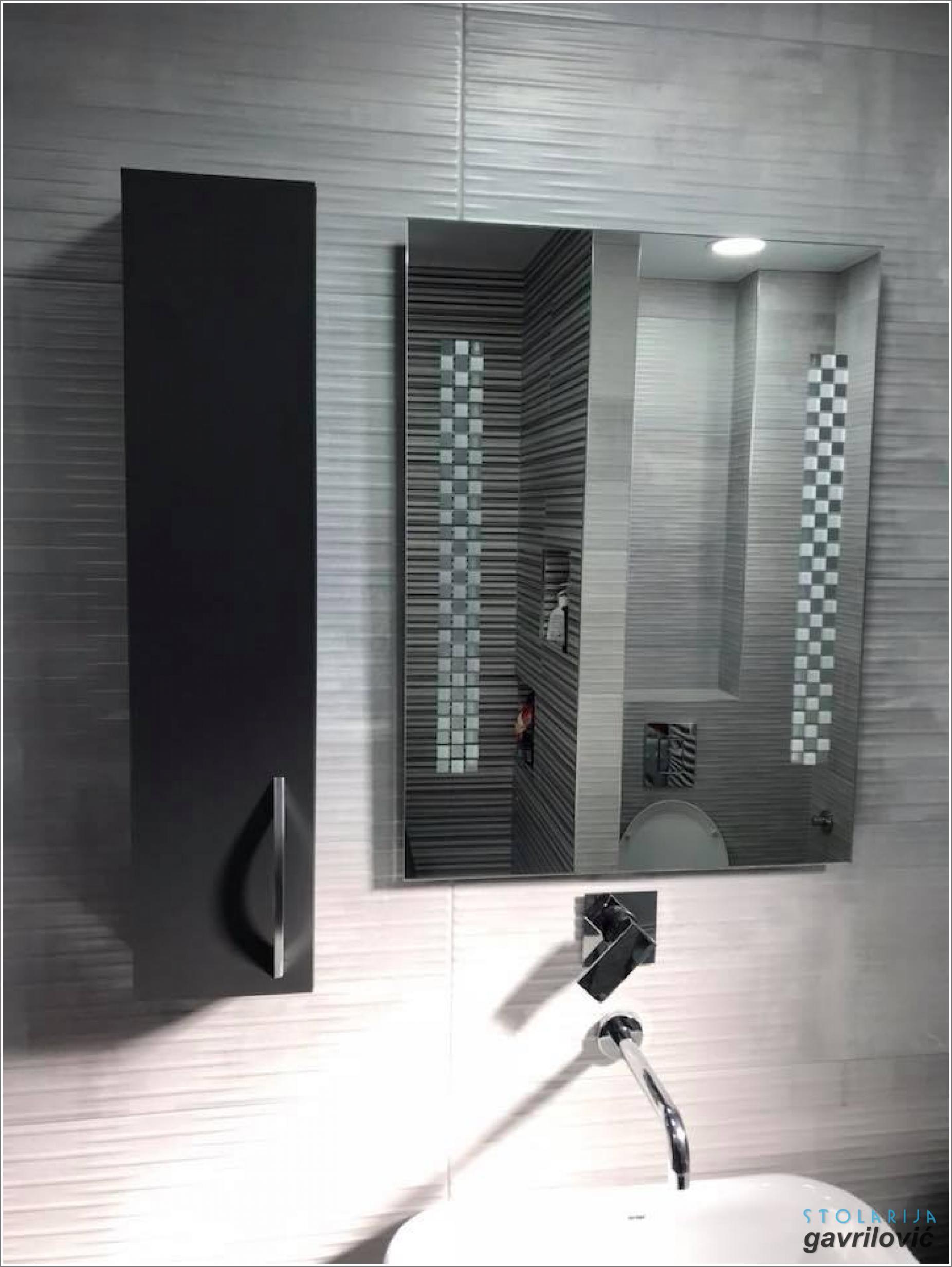Elementi za kupatilo - stolarija Gavrilović 04