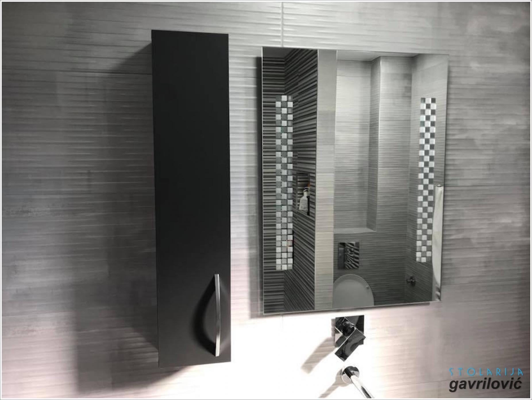 Elementi za kupatilo - stolarija Gavrilović 05